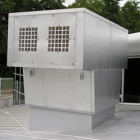 YJNLTWX屋顶镶嵌式采暖/制冷通风一体化空气处理单元