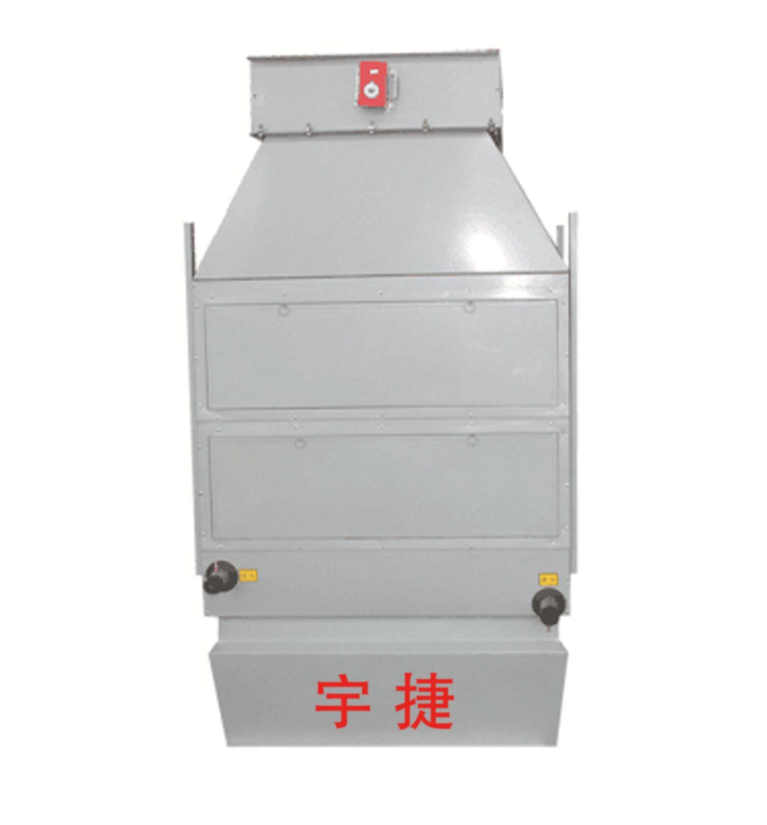 YJMK-9/C/D型带有新风/混风/循环加热/制冷功能的空气处理单元